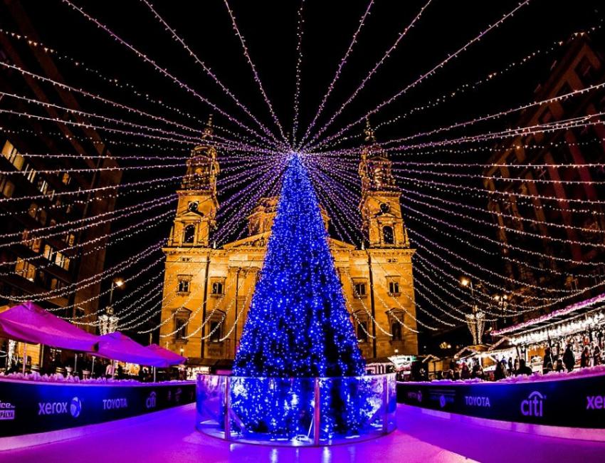 Christmas Markets Breaks 2019 Budapest