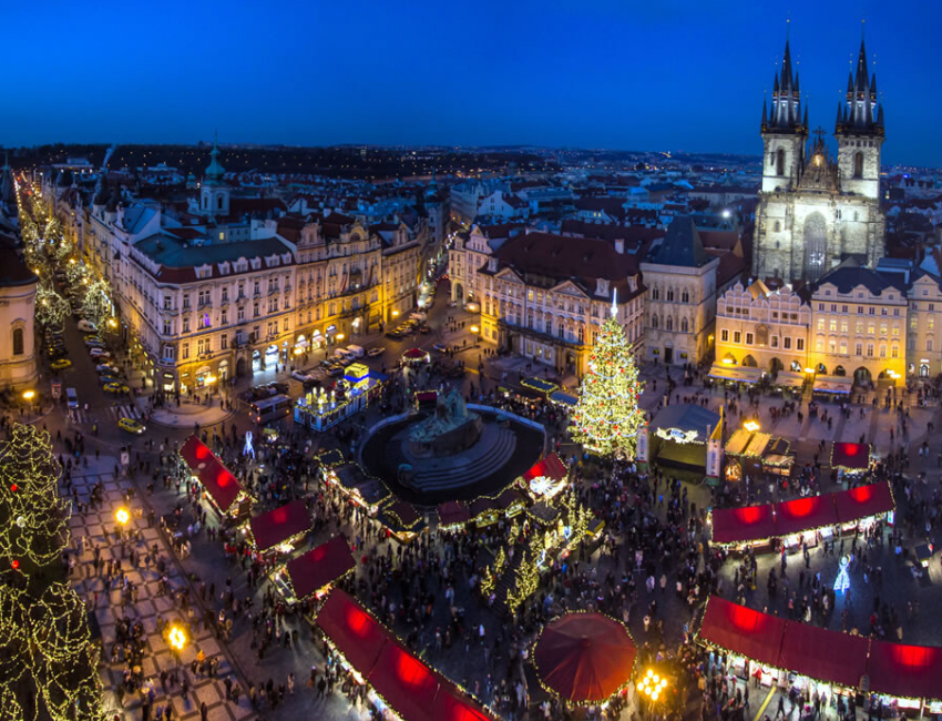 Christmas Markets Breaks 2019 Prague