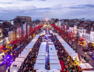 Christmas Markets Breaks 2019 Brussels