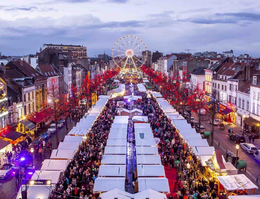 Christmas Markets Breaks 2019 Brussels