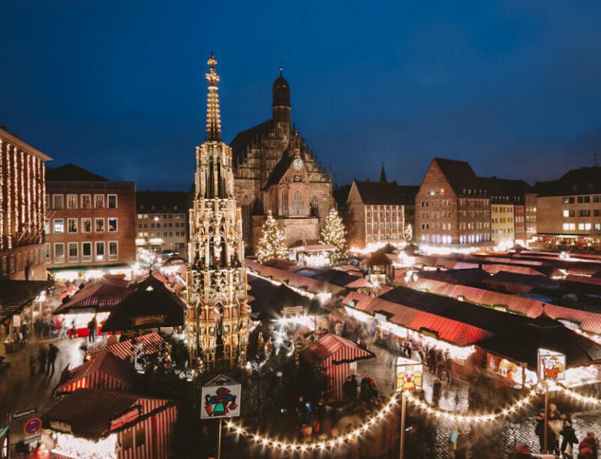 Christmas Markets Breaks 2019 Nuremberg