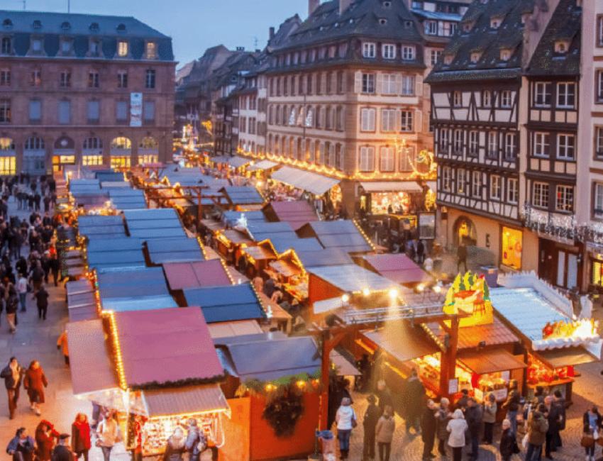Christmas Markets Breaks 2019 strasbourg