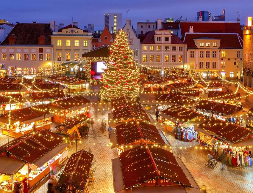Christmas Markets Breaks 2019 Talinn